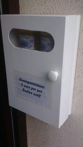 honingautomaat