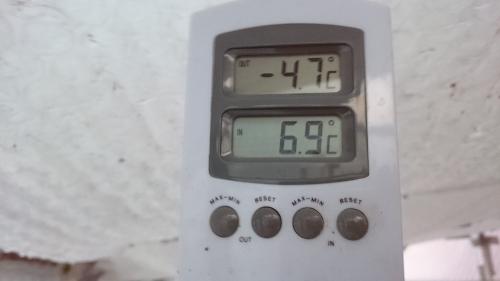 serreverwarming, binnentemperatuur, buitentemperatuur