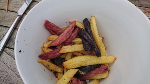 Belgische frieten